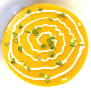 Low Carb Pumpkin Soup Recipe