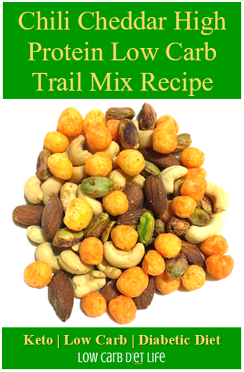 High Protein Low Carb Trail Mix Recipe