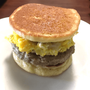 Keto McGriddle Recipe