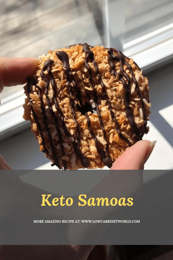 Keto Samoas