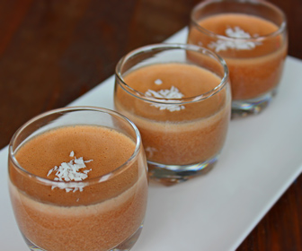Bulletproof Cocoa Mousse