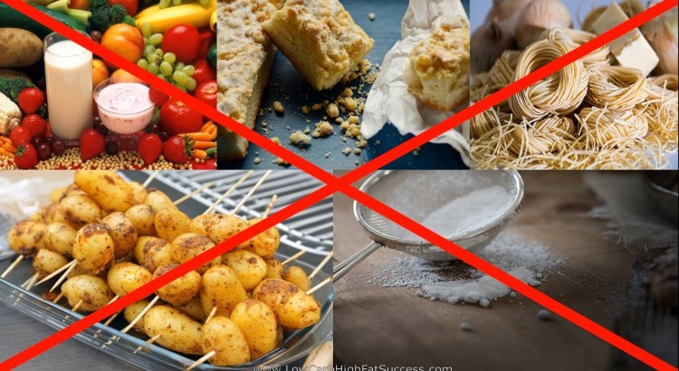 Lose Weight Without Starving - The Low Carb Way