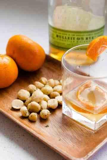 keto Orange Whiskey Soda cover