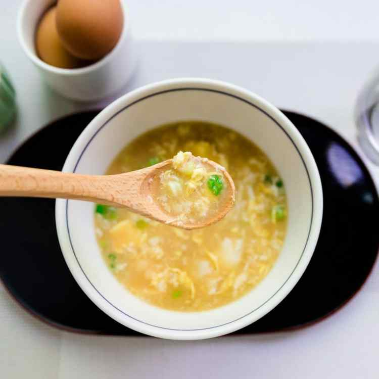 keto low carb Protein Miso Soup pic