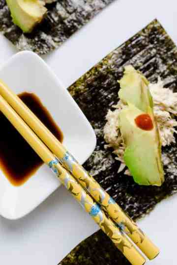 Keto Poor Man's Sushi cover