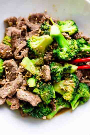 Keto Beef n Broccoli Stir Fry Cover