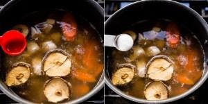 Keto Japanese Chicken Soup Ozoni Recipe (18)