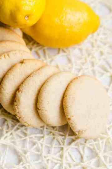 Keto Cream Cheese Lemon Drop Cookies LowCarbingAsian Cover