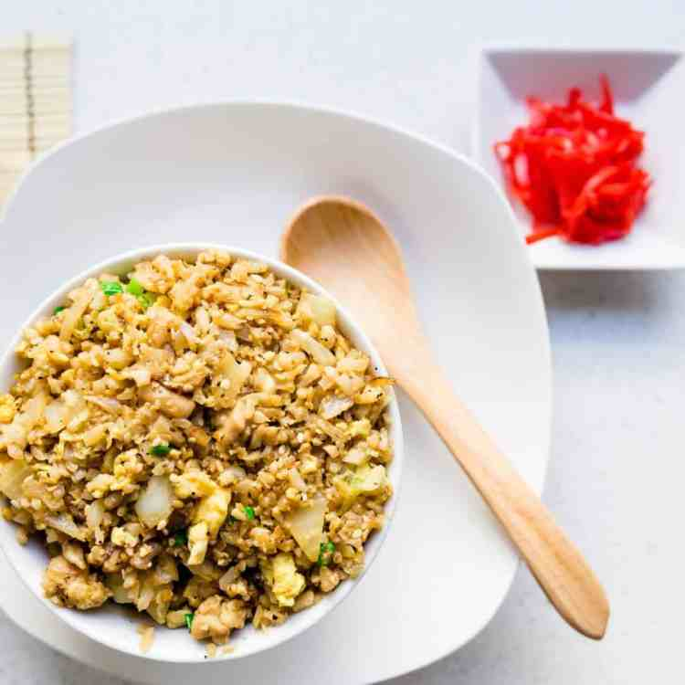 Top 5 Garlic Chicken Fried Rice
