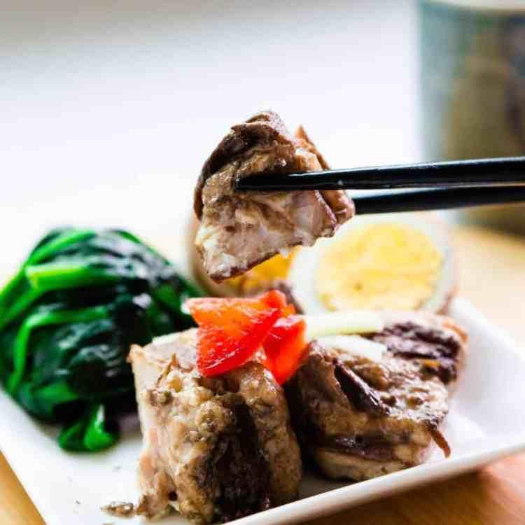 Top 5 Pork Braised Pork Belly
