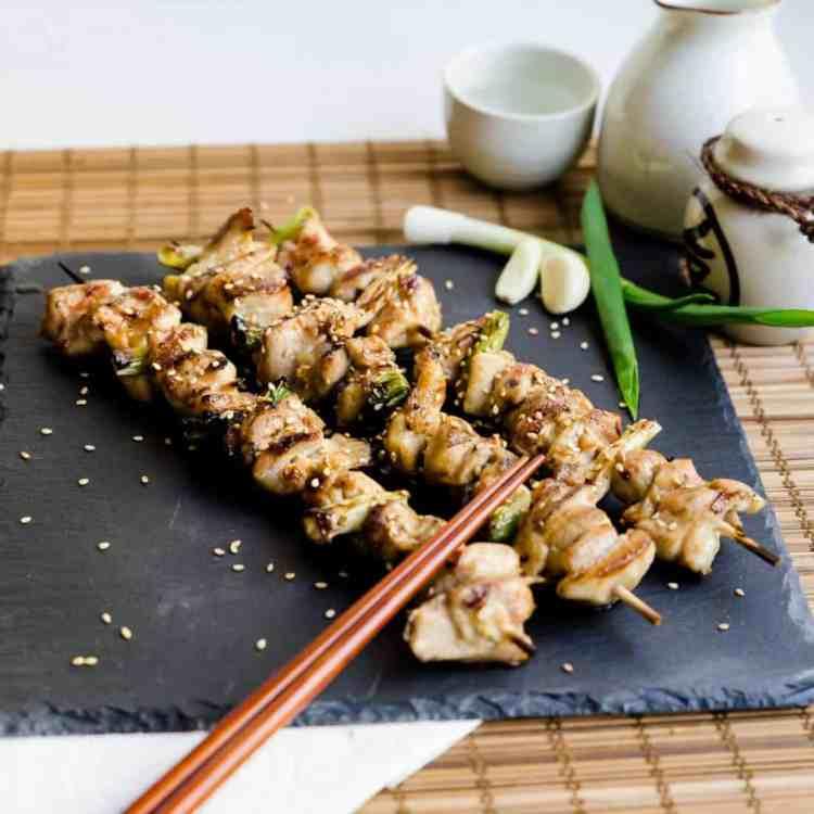 Top 5 Yakitori Chicken