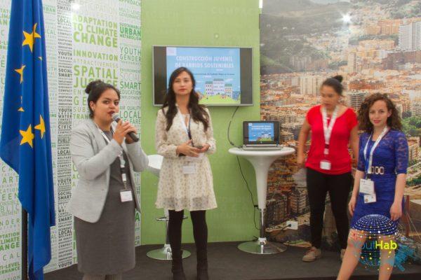 Jóvenes para Ciudades Sostenibles. Quito, Ecuador