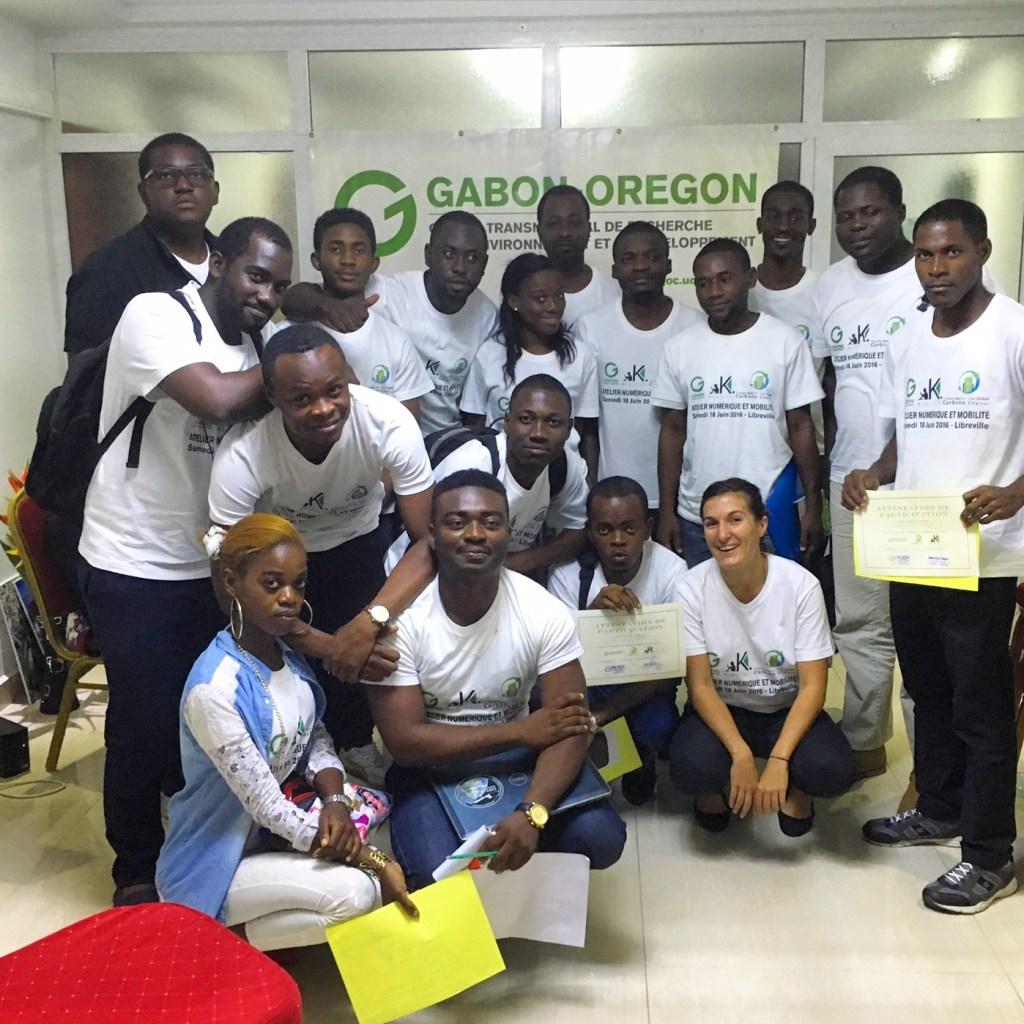 Mobility Workshop -Gabon