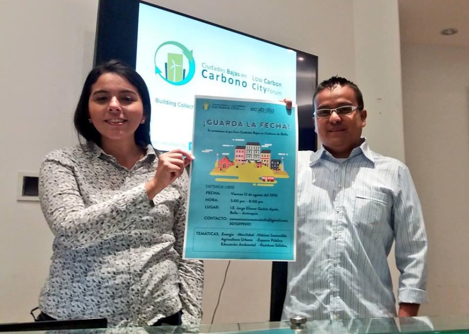 Low Carbon City en el Concejo de Bello