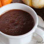 Keto Red Wine Hot Chocolate