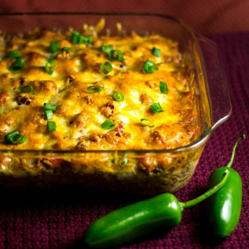 15 Of The Best Low Carb Casseroles Low Carb Yum