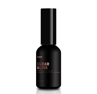 Clear Bliss calms and treats breakouts