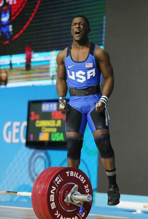 Beaufort's CJ Cummings Claims Another World Title At IWF Junior Championships