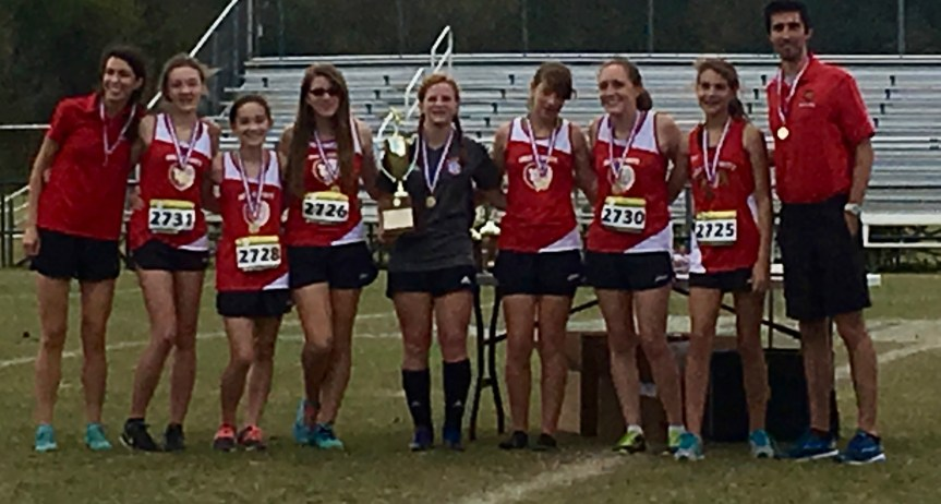 HS XC: Holy Trinity Girls Claim 2nd Straight SCISA 1A Title, Boys 2nd