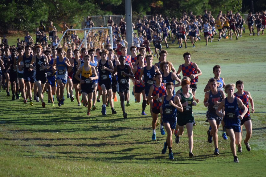 HS XC: Seahawks Sweep Team Titles At Region 8-4A Meet