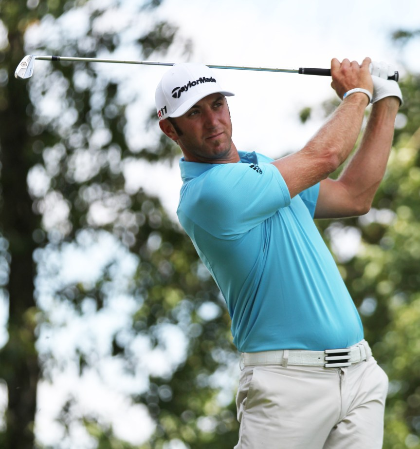 World No. 1 Dustin Johnson Commits To RBC Heritage