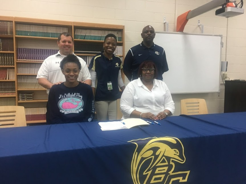 Battery Creek's Lampkin Signs With Savannah State
