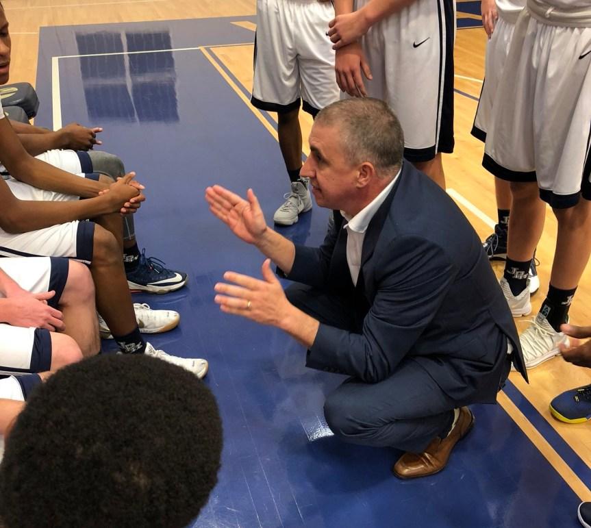 HS Basketball: Benedik Resigns As JPII Boys Coach