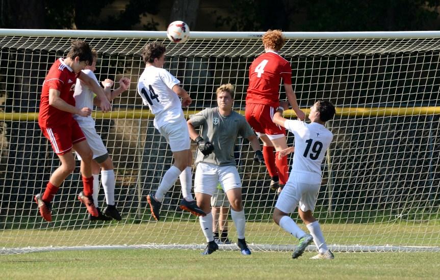 HS Soccer: HHCA Boys Return To Championship Game