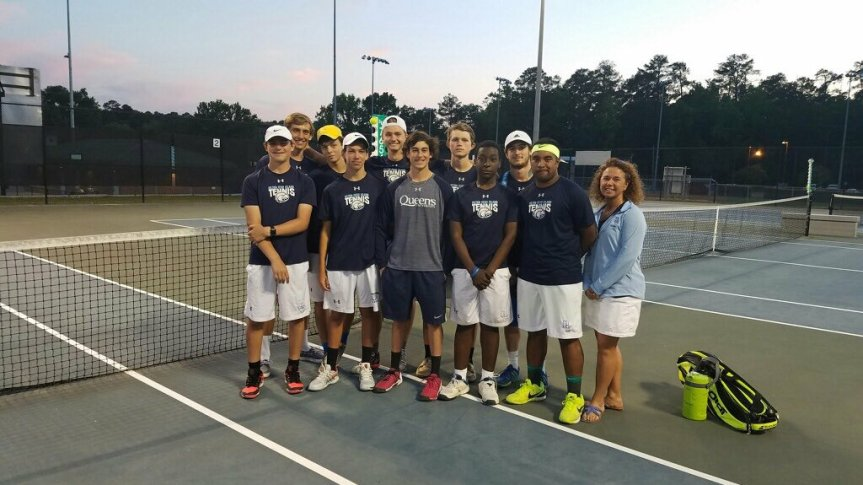 HS Tennis: Seahawks Bound For State Finals