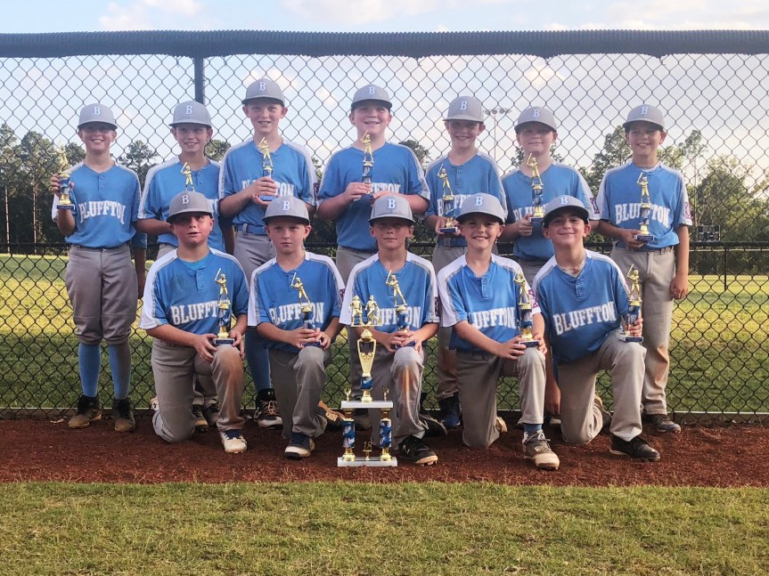 Youth Baseball: Bluffton American Tops Hilton Head For Minors Title