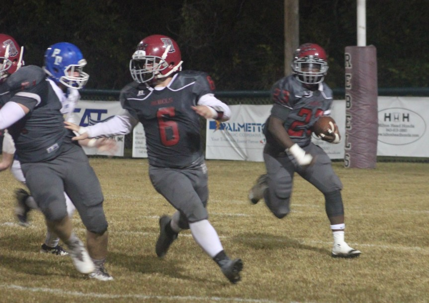 HSFB Preview: Rebels 'Bama Bound And Rarin' To Go