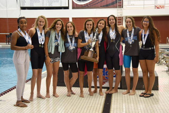 HS Swimming: Geist Wins Two Titles, Seahawk Girls Finish 2nd At 4A State Meet