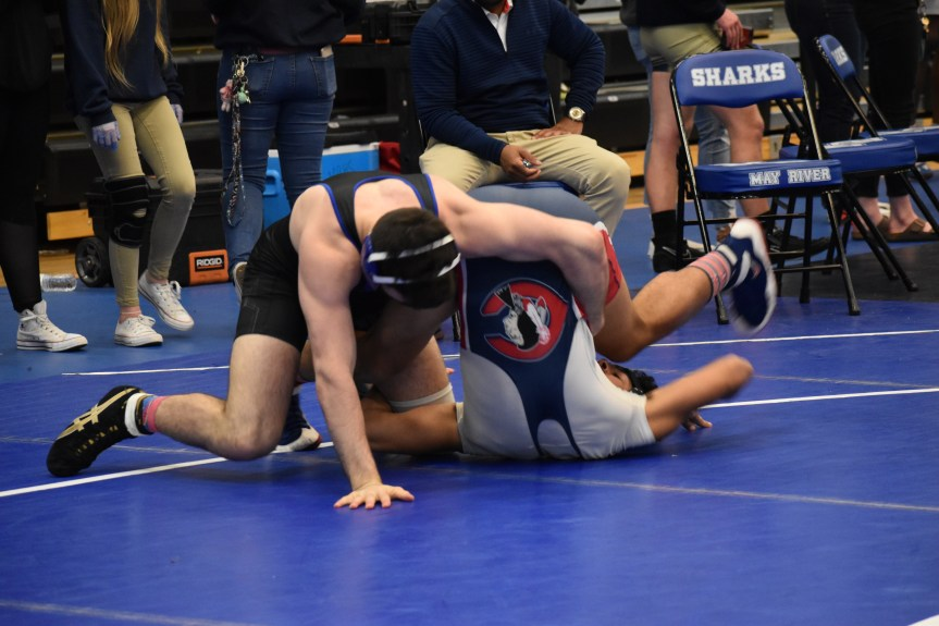HS Wrestling: Humel, Atkins Picked For North-South Classic