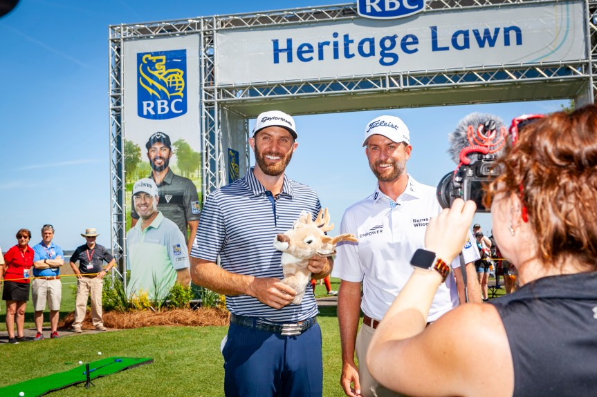 RBC Heritage Notebook: Dustin Johnson claims bragging rights for SC