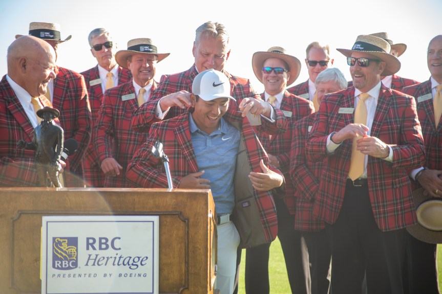 RBC Heritage seeks volunteers for 2020 tournament