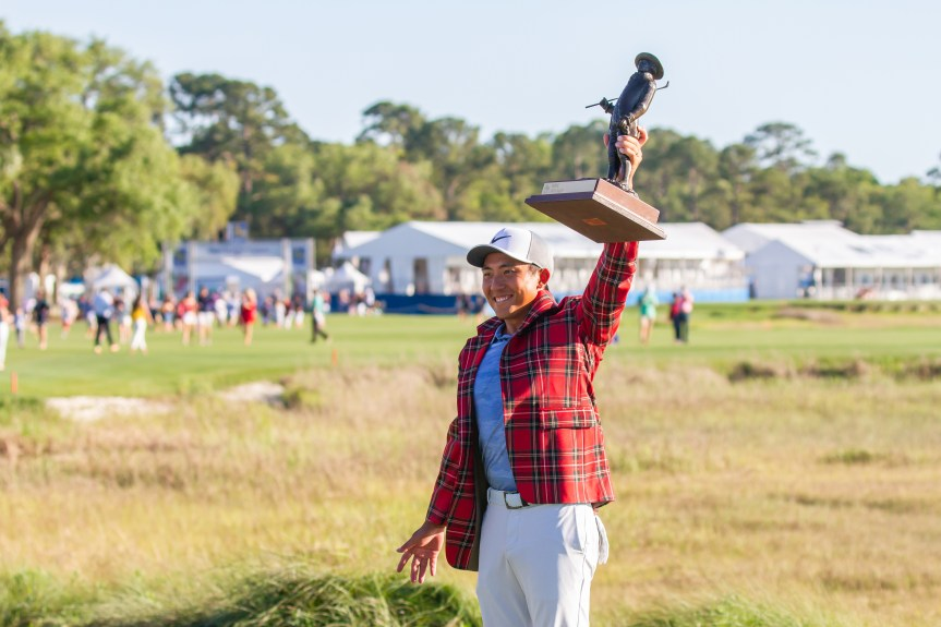 C.T. Pan Stands Alone At End Of Wild RBC Heritage Final Round