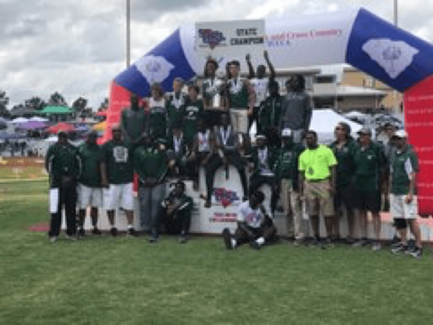 HS T&F: Eagles Claim Second Straight Boys Track Title