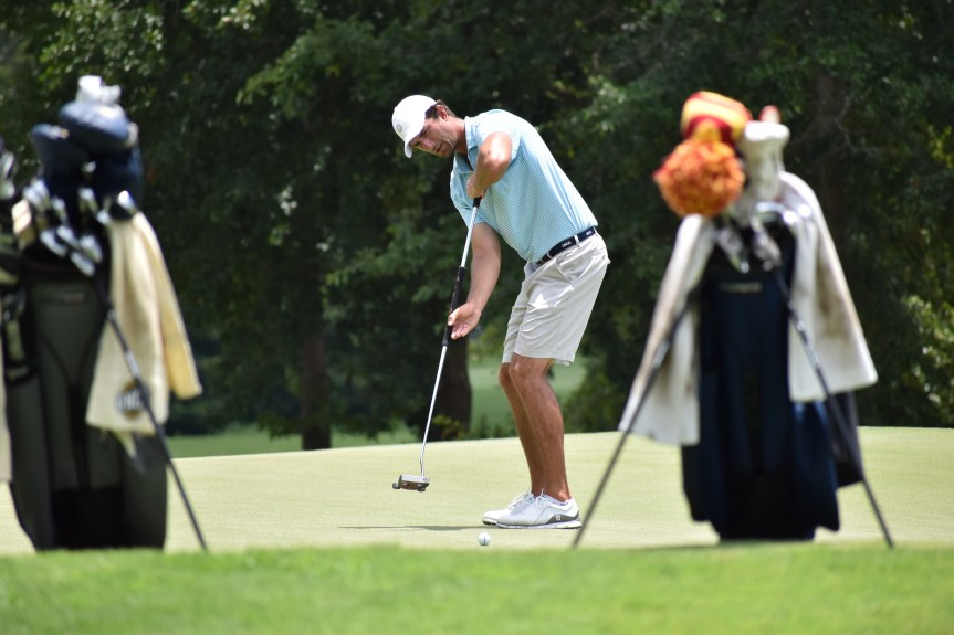 Hagestad Stays Hot At Players Am, Takes 5-Shot Lead Into Weekend