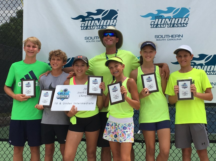 Tennis: Smashers Top BadKatz For JTT State Title