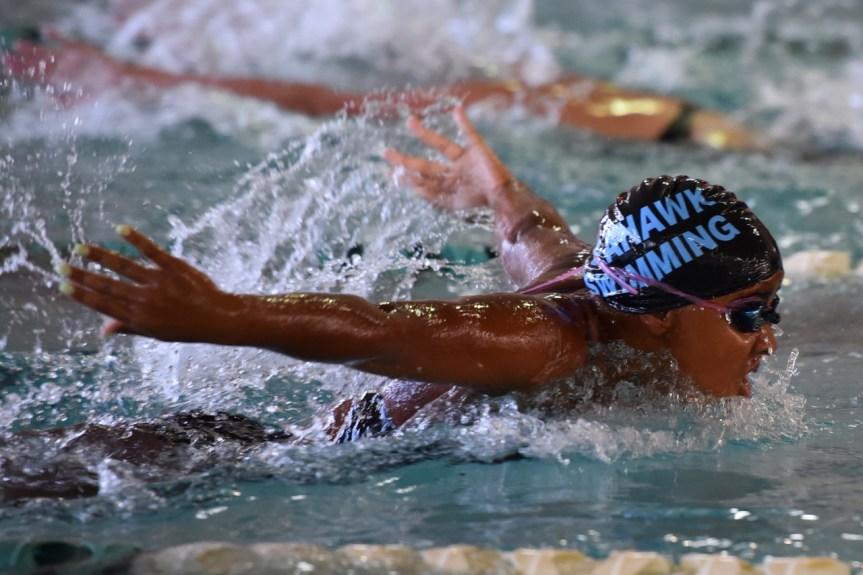 HS Swimming: Seahawks sweep region crowns