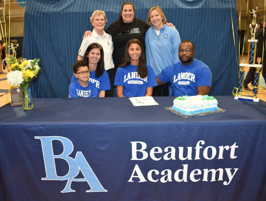 HSVB: BA star Willingham signs with Lander