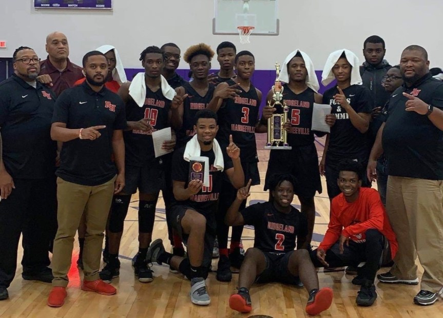 HSBB: Jags hold off Warriors for tourney title