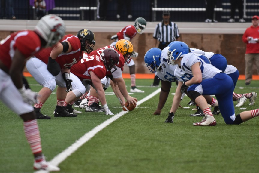 HSFB: Team Lowco's second-half rally comes up short this time