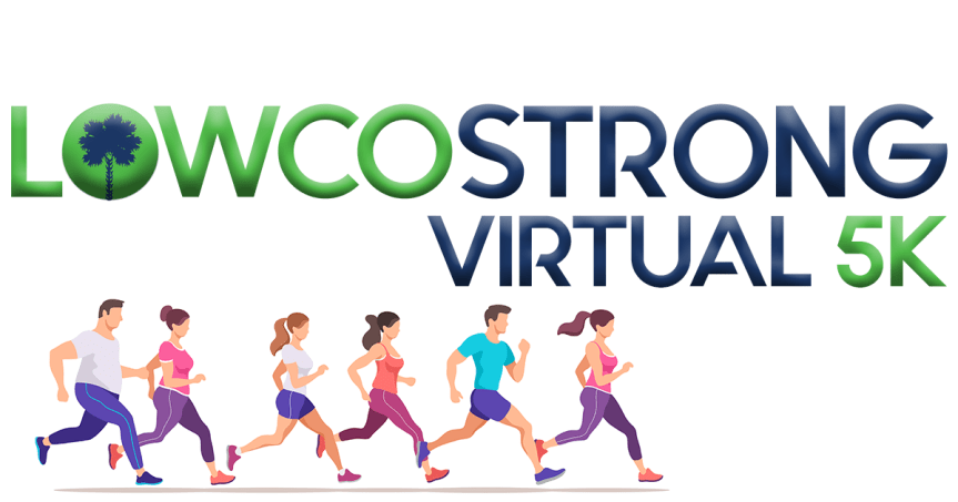REGISTER NOW for the LowcoStrong Virtual 5K!