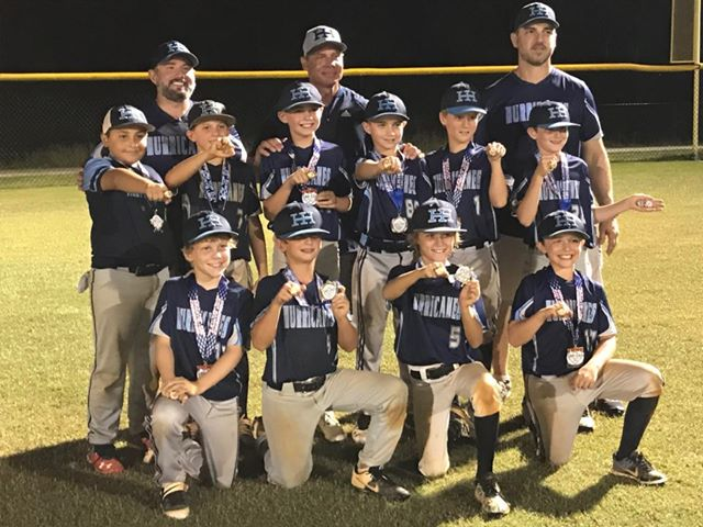Youth Baseball Roundup: Hurricanes win 10U title in Rincon
