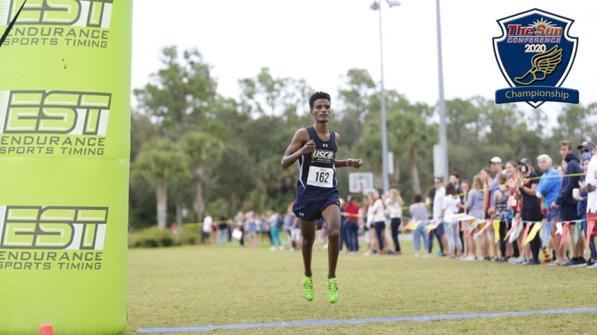 XC: USCB's Eckstein captures Sun Conference crown