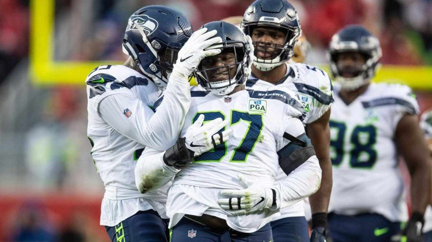 NFL: HHI's Poona Ford signs lucrative two-year extension with Seahawks