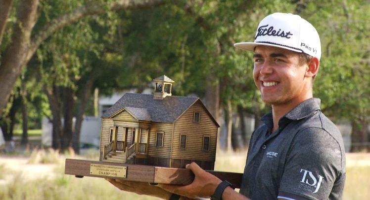 GOLF: Higgo hunts down Hadley, claims first PGA Tour win at Congaree