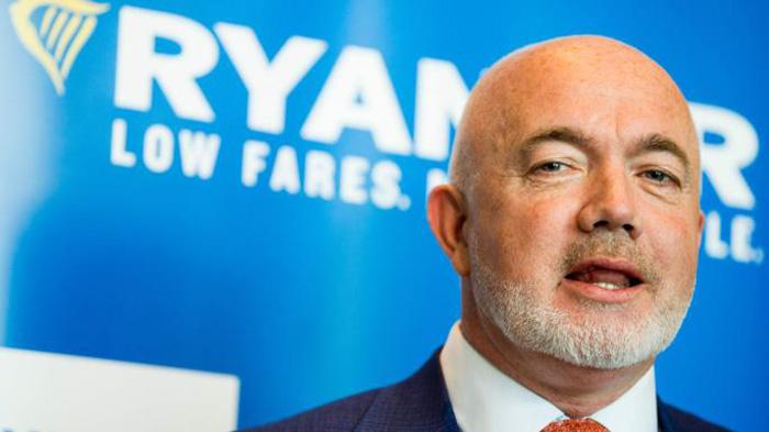 Комерційний директор Ryanair Девід О'Брайан