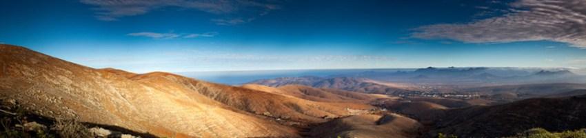 Фуертевентура  панорама